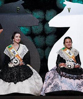 Paula y Victoria, madrinas de la Gaiata 5, Hort dels Corders