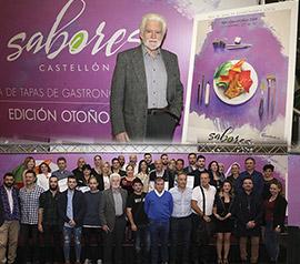 71 bares y restaurantes participarán en la X Ruta de la Tapa - Sabores de Castelló