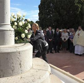 Celebración de Todos los Santos en Castelló