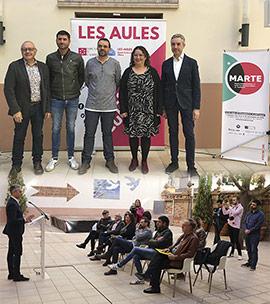 Presentación de Marte, la Feria de Arte Contemporáneo de Castellón