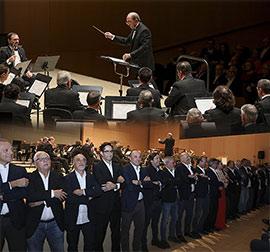 Concierto de la Banda Municipal de Castelló dedicado a los Moros d´Alqueria