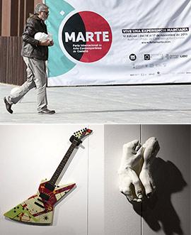 Marte, la Feria de Arte Contemporáneo de Castellón