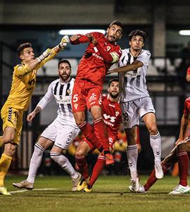 El Real Murcia vence ante el CD Castellón