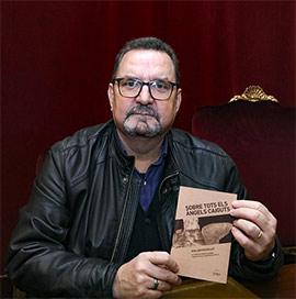 Guillem Rosselló, galardonado con el premio de narrativa breve ´Josep Pascual Tirado´