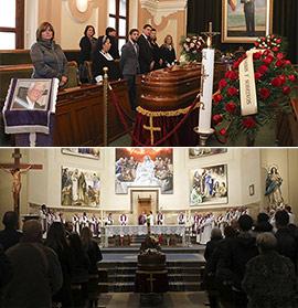 Castelló despide al Padre Ricardo, Hijo Adoptivo de la ciudad