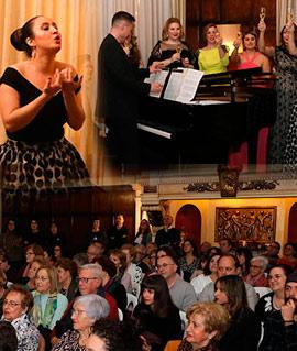 El Real Casino Antiguo celebra la Epifanía con una Gala Lírica Solidaria