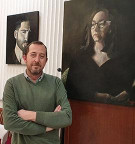 Exposición de pintura de José Rambla en Castellón