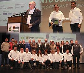 Gala de presentación del X Marató BP Castelló y del VII 10K FACSA Castelló
