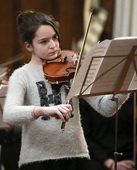 Concierto de la Orquestra de Cambra del Conservatori Mestre Tárrega de Castelló
