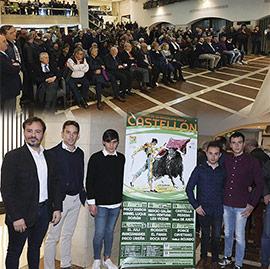 Presentación del cartel de la Feria de la Magdalena de Castellón 2020
