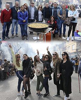 Multitudinario Día de las Paellas de Benicàssim