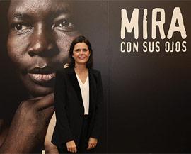 Mira con sus ojos, exposición en Encuentro Castellón, foro de debate humanista
