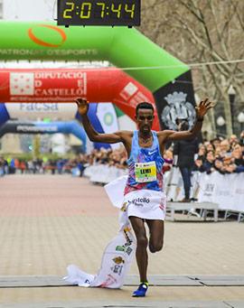 Éxito en la décima edición de Marató BP Castelló