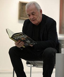 Víctor Manuel presenta ´El gusto es mío´ en la Fundación Caja Castellón