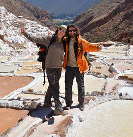 Vuelta al mundo sabrosa, top 5 visitas Perú