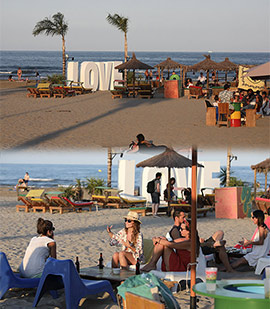 La víspera de San Juan en el Solé Rototom Beach