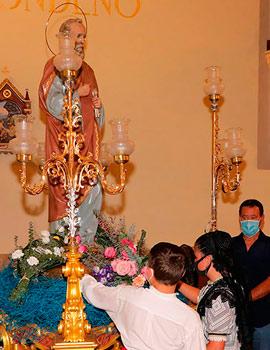 Actos de celebración de Sant Pere 2020