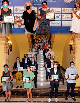 Entregados los X Premios COPE Castellón