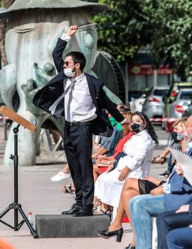 Concierto de la Banda Municipal de Castelló 9 de Octubre