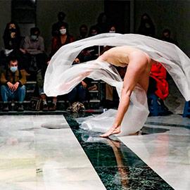 Jornadas de Performance en la sala San Miguel de la Fundació Caixa Castelló