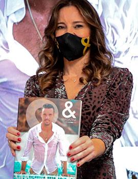 Presentación del nº 16 de la revista And Magazine en Los Pinos Events de Benicàssim