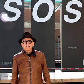 SOS, exposición de Vicens Vacca en el EACC