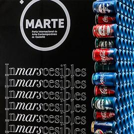 Castelló acoge la mayor muestra de arte contemporáneo con la Feria MARTE