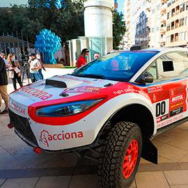 Presentación del ECO Rallye Comunitat Valenciana