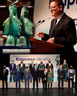 XXIII Premios Empresa del Año de Castellón