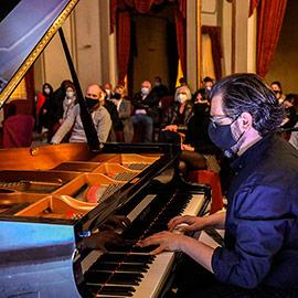 La fusión de jazz y flamenco de Juan Cortés Trio