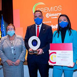 Premios Cámara Castellón a la Exportación, Turismo y Galardón Accord 2019