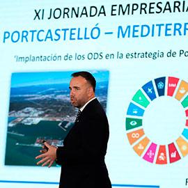 Los ODS, claves del futuro de PortCastelló