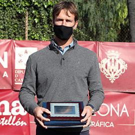 Sobresaliente Gala del Tenis 2020 en Castelló