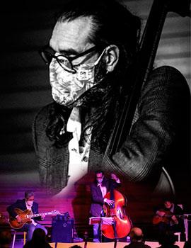 Fabián Barraza Gypsy Connection en l´Espai de la Música Mestre Vila de Benicàssim