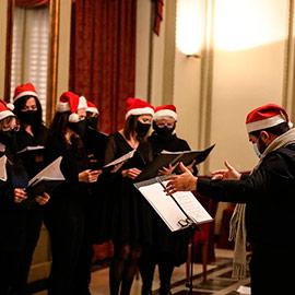 Concierto de San Esteban con las voces del Coro Innuendo