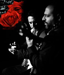 Recital de Flamenco de Juan de Pilar y Juanma Maya en L´Espai de la Música de Benicàssim