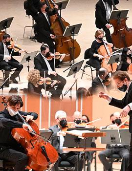 Concierto n.º 1.334 de la Societat Filharmònica de Castelló por la Orquesta de València