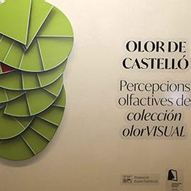 Olor a Castellón. Percepciones olfativas de colección olorVISUAL