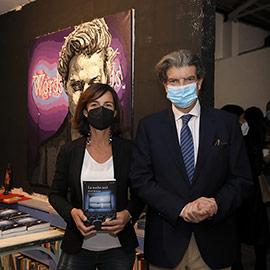 Presentación de la novela de Juan Bolea y Patricia Artero, La noche azul