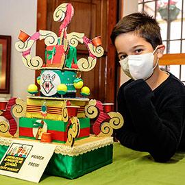 Exposición del XVIII Concurso Escolar de Maquetas de Gaiatas Ciudad de Castellón