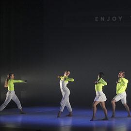 Get No, danza contemporánea de la compañía La Quebrá