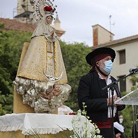 Fiesta de la patrona de Castelló, la Mare de Déu del Lledó