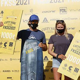 La Fórmula Kite con la Cutty Sark FKSS Castelló por Juanjo Lavernia