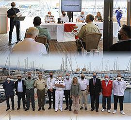 Presentación de las regatas Costa Azahar y Puerto Azahar