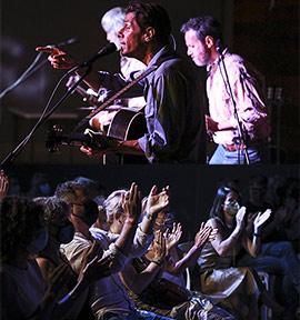 El grupo Smile actuó en Benicàssim