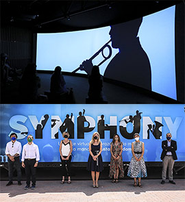 Symphony, un viaje virtual al corazón de la música clásica