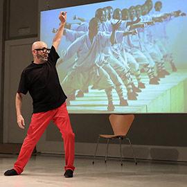 Toni Jodar explica de manera singular la historia de la danza
