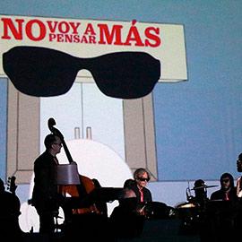 No voy a pensar más, concierto y disco homenaje a Morcillo