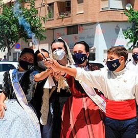 Tradicional Misa en honor a San Pedro en el Grao de Castellón