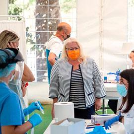 El Ayuntamiento de Oropesa y GO-Lab harán cribado de PCR sanitarios gratuitos para jóvenes